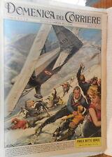 DOMENICA DEL CORRIERE 8 ottobre 1961 Floriano Molinaro Egitto di Nasser Cristal