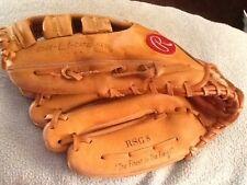Rawlings RSG 8 Baseball Softball Glove Mitt Fits On The Right Hand!
