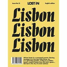 LOST iN Lisbon: A City Guide - Paperback NEW Uwe Hasenfuss ( 15-May-16