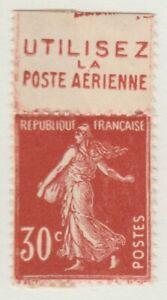 France 1937-39 30c Fine MH* A13P48F574