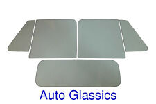 1948-1953 Willys Pickup Truck Vents Doors & Small Back Glass NEW Windows Classic