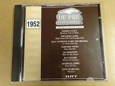 CD / DE PRE HISTORIE 1952 - OLDIES COLLECTION