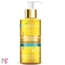 Bielenda Argan Face Cleansing Oil Facial Hyaluronic Acid Make Up Remover OCM