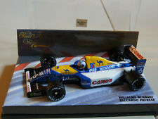 Williams Renault Fw14 Patrese 1991 Pma Neutral Box 1:43 433910006 Modellino