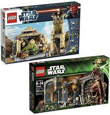 Lego Star Wars - 9516 - 75005 - Jabba's Palace & Rancor Pit - Neuf