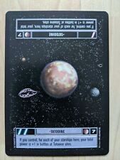 Star Wars CCG MISPRINT PRINTER HICKEY pink kiss Tatooine hard to find plus extra