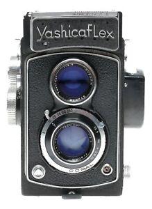 Yashicaflex AS-II TLR 120 Film 6x6 Camera Yashimar 3.5/80