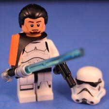 LEGO® brick STAR WARS™ REBELS KANAN JARRUS as STORMTROOPER Custom Minifigure