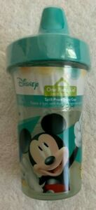 Disney Spill Proof Sippy Cup 9oz., Made Without BPA, TOMY International