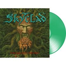 """Skyclad """"Forward Into The Past"""" green vinyl LP [Classic Folk Metal from England]"""