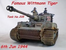 1/35 Built Famous  Wittmann's Tiger I Late w/Zimmerit  - Built 1/35 ( PRE ORDER)
