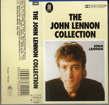 "K 7 AUDIO (TAPE) JOHN LENNON  ""THE JOHN LENNON COLLECTION"" (BEATLES)"
