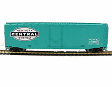 Free Shipping!* HO Scale Model Railroad Trains New York Central Boxcar 931-1403