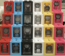 Wholesale lot of Vitka watches 25 pieces assorted Neon colors