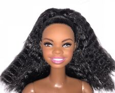 Barbie Made to Move AA Ultimate Posable Gabby Douglas Nude Articulated Doll NEW