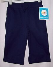 NWT girls or boys French Terry Pants 12 month  New With Tags