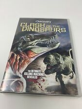 Clash of the Dinosaurs