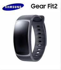 Samsung Gear Fit2 SM-R360 Sports Band SmartWatch Fitness Tracker Black Small
