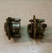 KAWASAKI MOJAVE 250 ksf 250 RH right LH left front brake caliper  both #2