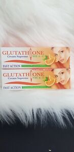 2x GLUTATHIONE INJECTION  SUPREME STRONG CRÈME TUBE