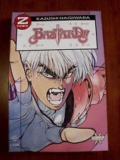 BASTARD - Manga Kazushi Hagiwara n°15 ed.Granata Press [G.370E]