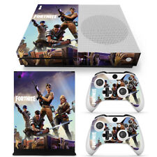 XBOX ONE S Skin Decal Sticker + 2 Controller Skins & Kinect VINYL-1391 Skins