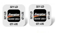 ENERGIZER Set of 2 batteries 321 SR616SW silver oxide 1.55v
