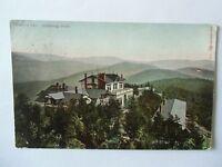 Ansichtskarte Goslar a. Harz Steinberg-Hotel 1911