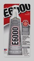 2oz E6000 All Purpose Industrial Strength Adhesive Permanent Bond Crafts Glue!!!
