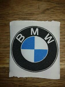 Aufnäher Patch BMW