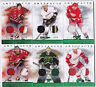 12-13 Artifacts Johan Franzen /75 Jersey Patch Emerald Green Red Wings 2012