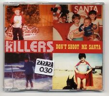 The Killers Maxi-CD Don't Shoot Me Santa - New Zealand