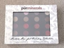 PURMINERALS ~ Picture Pur-fect Holiday Collection ~ 8 Lipsticks & 8 Eyeshadows