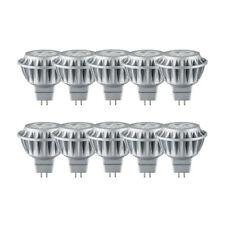 10 x Paulmann LED Reflektor GU5,3 8W 12V MR16 warmweiß 2700K flood 35° -UVP 139€