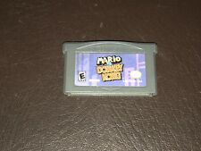 Mario vs. Donkey Kong Nintendo Game Boy Advance GBA