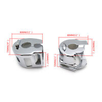 Chrome Switch Housing Cover For Suzuki Marauder 1600 Boulevard M95 1992-2012