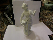 Parian Figure - Probable Continental - Unmarked and Date Unknown