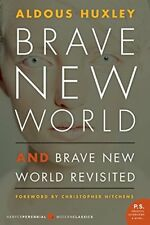 Brave New World and Brave New World Revisited-Aldous Huxley