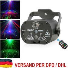 90 Muster RGB Laserlicht Disco Beleuchtung DJ Projektor LED für Home Party
