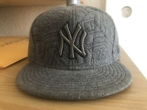 New Era 59fifty New York Yankees Fitted Hat 7 5/8 61cm