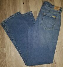 "LEVI'S Signature Mid Rise Boot Cut Jeans Size Misses 8 Medium - 30"" Waist"
