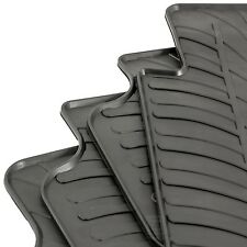 Vauxhall Insignia 2013 - 2016 Tailored Fit Rubber Moulded Car Floor Mats Set
