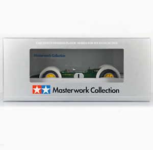 TAMIYA 21140 1/20 LOTUS 25 COVENTRY CLIMAX MASTERWORK COLLECTION Finished model