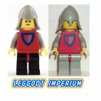 Lego Castle Minifigures - Classic Castle Knights - minifig FREE POST