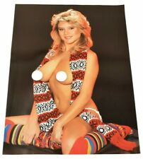 Vintage Samantha Fox Nude 1980's Large Poster Rare Original Produced in 80's