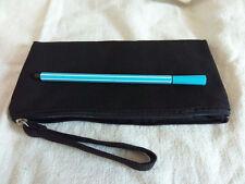 20x Eco Blank Canvas handle Makeup Clutch Bag Wallet DIY Phone Pouch Pencil Case