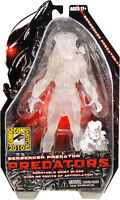 Predator Cloaked Berseker SDCC 2010 Exclusive Predator Film Action Figur NECA