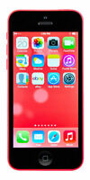 Apple iPhone 5c - 8GB - Pink (Unlocked) Smartphone