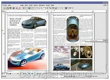 Desktop Publishing Publisher Software for MS Microsoft Windows 2013 Software