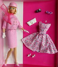 Passport to Pink Convention 2012 w3334 poupée BARBIE GOLD LABEL Boîte d'origine jamais ouverte